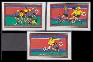 1979 Korea, North 1933-34+1935b Football 12,00 €