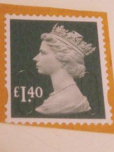 Great Britain 3778 unused XF  on paper