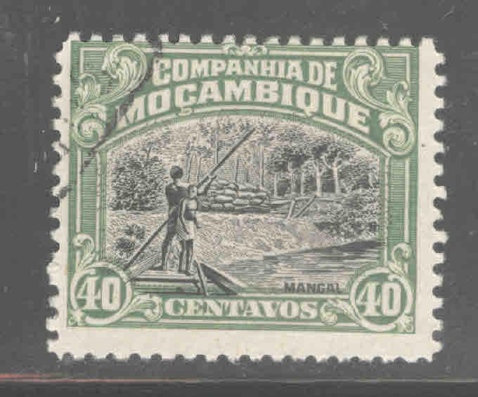 Mozambique  Company Scott 135 Used stamp