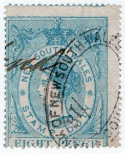 (I.B) Australia - NSW Revenue : Stamp Duty 8d