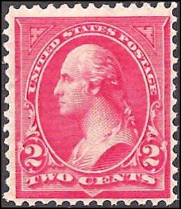 267 Mint,OG,NH... SCV $16.00
