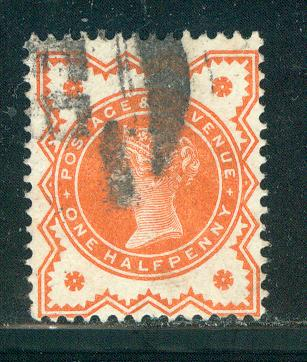 Great Britain Scott # 111, used