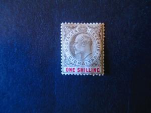 Gibraltar #57 Mint Hinged - (AZ3) WDWPhilatelic!