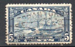 CANADA 204 USED SCV $3.75 BIN $1.50 SHIP