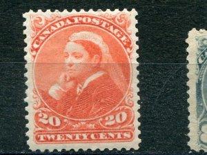 Canada #46  Mint VF  NH ?      Lakeshore Philatelics