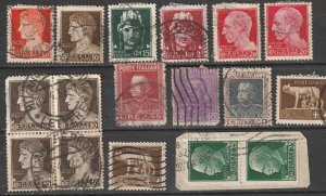 Italy Used Lot 190807-2