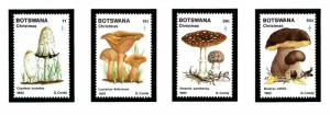Botswana 321-24 MNH 1982 Christmas