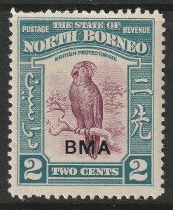 North Borneo 209 MH