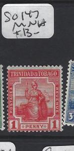 TRINIDAD AND TOBAGO  (PP2005B)  1D   SG 147   MNH