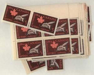Canada - 1964 Quebec Conference X 100 mint #432