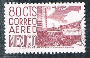 Mexico C288 Used Modern Stadium (BP721)
