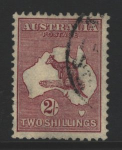 Australia Sc#125 Used