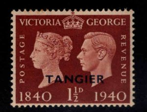 Great Britain, Tangier Morocco Scott 520  MNH** 1940 overprint