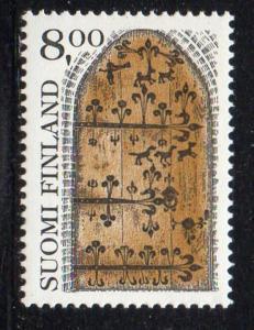 Finland Sc 639 1983 8m Door stamp mint NH