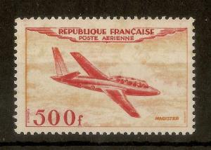 France 1954 500fr Air SG1196 MNH Cat£325