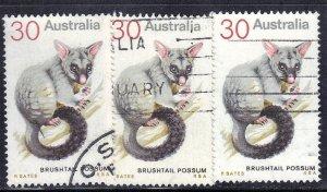 AUSTRALIA SCOTT #568 1974  BRUSH TAIL POSSUM  SEE SCAN