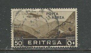 Eritrea Scott catalogue # C8 Used