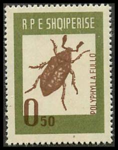 Albania 660 Mint VF H