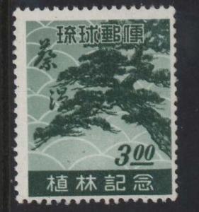 Ryukus #15 NH Mint