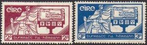Ireland 1937 Constitution Day MH