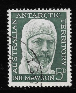 Australian Antarctic Territory Used [3644]