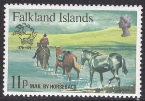 FALKLAND ISLANDS SCOTT 296