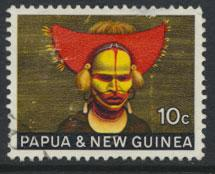 Papua New Guinea SG 126  SC# 254 Used National Heritage