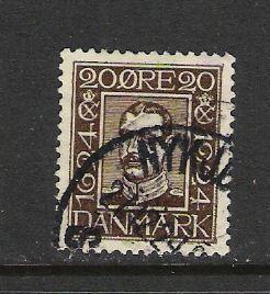 DENMARK 175 VFU N746