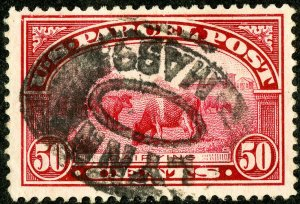US Stamps # Q10 Used VF