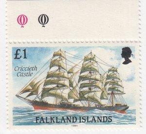Falkland Islands, Sc 498, MNH, 1989, Ships
