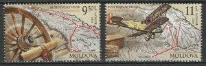 Moldova 2020 CEPT Europa 2 MNH stamps
