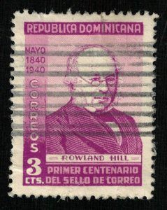 Republica Dominicana, 3c (RT-232)
