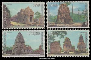 Thailand Scott 925-928 Mint never hinged.