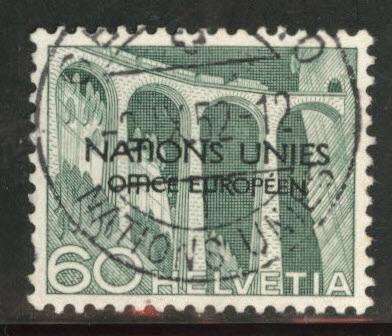 Switzerland Scott 7o10 Used