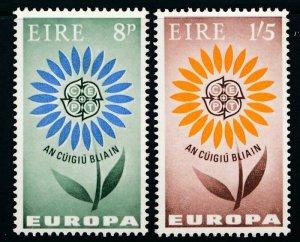 IRELAND 196-197 MINT NH