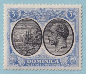 DOMINICA 73  MINT HINGED OG * NO FAULTS EXTRA FINE!