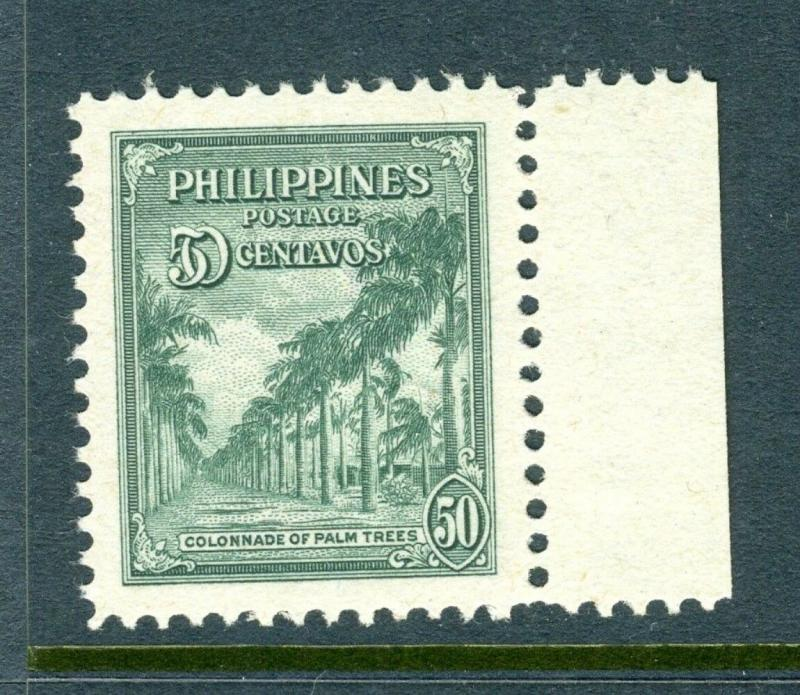 PI #509 50c (Tree) Issue with PSE CERT - Grade 98 (SUPERB)