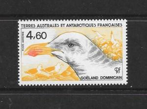 BIRDS  - FRENCH SOUTHERN ANTARCTIC TERRITORIES #C91   MNH