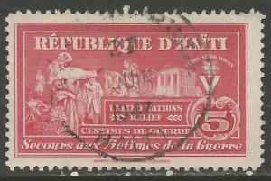 HAITI RA8 VFU W684-1