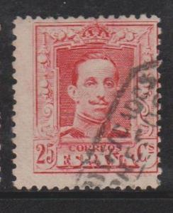 Spain Sc#338a Used