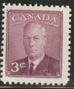 CANADA Scott 286 MNH** 1949 3c stamp