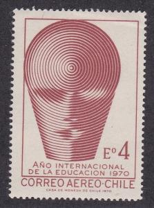 Chile # C302, Education Year, NH