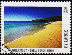 Guernsey. 2012 GY Large. Fine Used