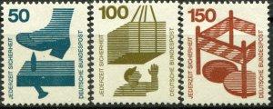 Germany  Sc.# 1080-3-5  MNH**