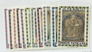 Vatican City #561-571 MNH CV$2.80 [73813]