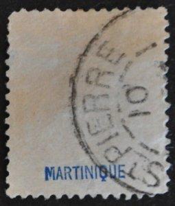 Martinique Scott #MISSING INK ERROR? – USED