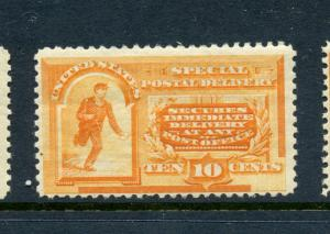 Scott#E3 Special Delivery  Mint  Stamp NH  (Stock #E3-14)
