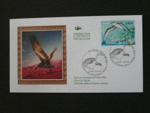 seabird petrel FDC 35827