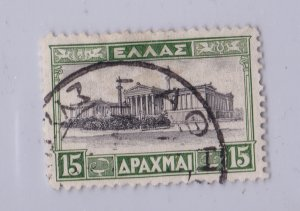 Greece Used - Scott# 333