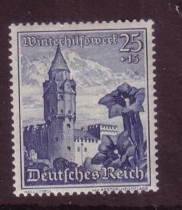 Germany Sc. # B130 MH